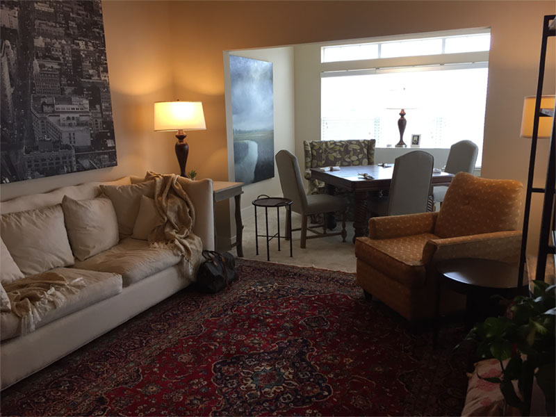 Two Bedroom Unit with Sunroom