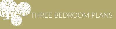 Three Bedroom Plans